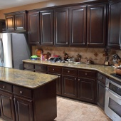 Incredible Change The Color Of Your Kitchen Cabinets And Other Woodwork Interior Design Ideas Inamawefileorg